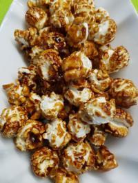 Hot Spice karamelsiertes POP Corn - Rezept - Bild Nr. 3473