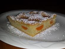 Marillen-Blechkuchen - Rezept - Bild Nr. 3473