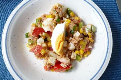 Rezept: Thunfisch - Salat