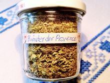 Gewürze:  Kräuter der Provence für französische Küche - Rezept - Bild Nr. 3488