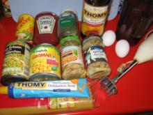 Spaghetti Salat - Rezept - Bild Nr. 2