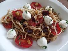 Tomaten-Mozzarella-Pasta - Rezept - Bild Nr. 3511