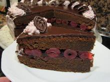 Backen: Schoko-Kirsch-Torte - Rezept - Bild Nr. 3511