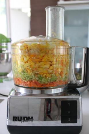 Tomaten Gemüse Sugo - Rezept - Bild Nr. 3528