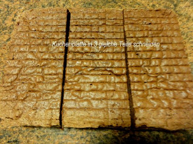 Biskuit:  3D - TORTENBODEN - VARIANTEN - Rezept - Bild Nr. 3537