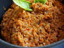 Tomaten-Quinoa-Aufstrich oder Dip - Rezept - Bild Nr. 2