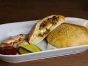 "Gefüllte Dinkelbrötchen ""Cheeseburger Style"" - Rezept - Bild Nr. 3534"