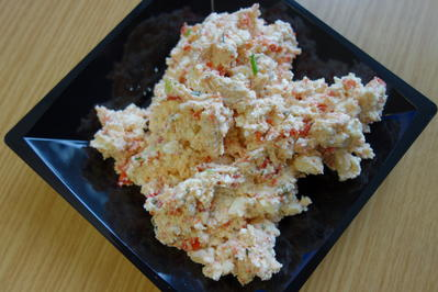 Feurige Feta-Käse-Creme mit Kirschpaprika - Rezept - Bild Nr. 3537