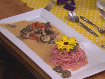 Rezept: Zitronencurry à la Jule mit Spaghetti