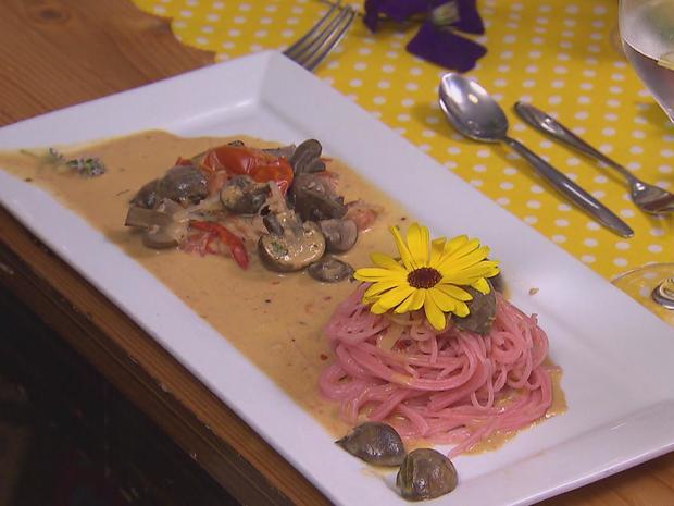 Zitronencurry à la Jule mit Spaghetti - Rezept - Bild Nr. 2