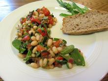 mediterraner Weiße Bohnen-Salat - Rezept - Bild Nr. 3556