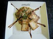 marokkanische Sesampfanne mit mariniertem, gebratenen Tofu - Rezept - Bild Nr. 3579