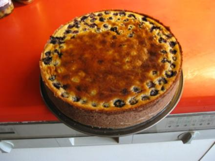 Heidelbeeren Mohn Kuchen - Rezept - Bild Nr. 3573