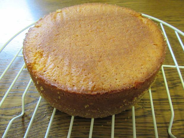 schwedischer Mandelkuchen - Rezept - Bild Nr. 3574