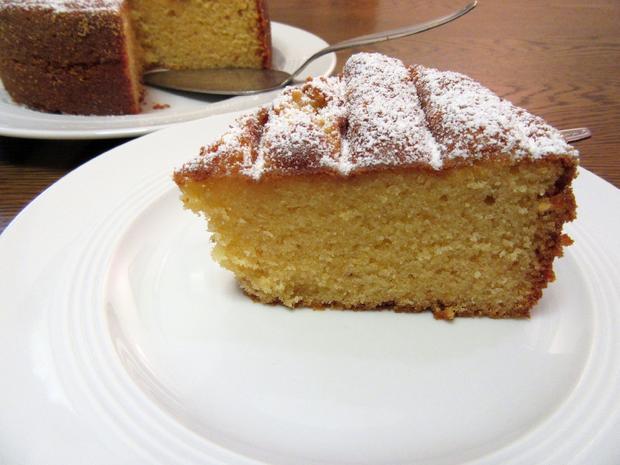 schwedischer Mandelkuchen - Rezept - Bild Nr. 3580