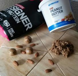 Peanut Dattel Balls - Erdnuss Dattel Kugeln - Rezept - Bild Nr. 3579