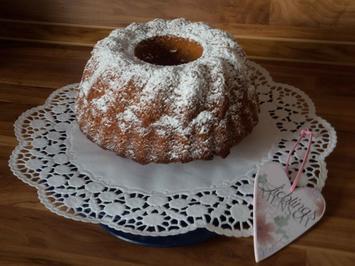 Kuchen: Gugelhupf Mandel-Eierlikör - Rezept - Bild Nr. 2
