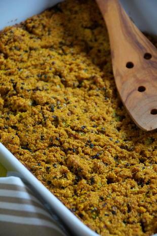 Gesundes Zucchini-Mais-Brot - Rezept - Bild Nr. 2