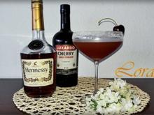 Hennessy - Maraschino Cocktail - Rezept - Bild Nr. 2