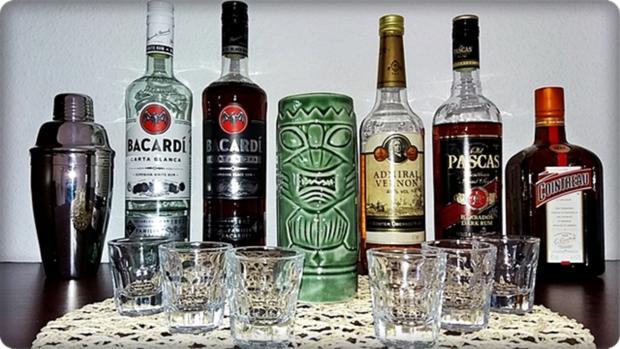 """Zombie Cocktail"" - Rezept - Bild Nr. 3620"