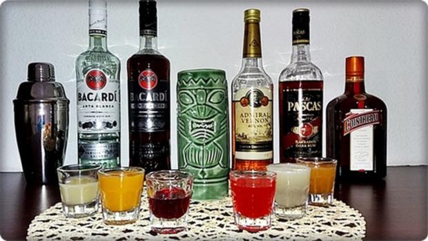 """Zombie Cocktail"" - Rezept - Bild Nr. 3621"