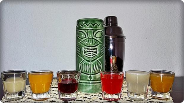 """Zombie Cocktail"" - Rezept - Bild Nr. 3622"