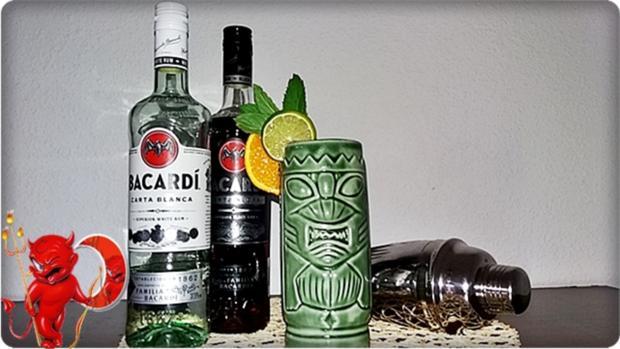 """Zombie Cocktail"" - Rezept - Bild Nr. 3624"