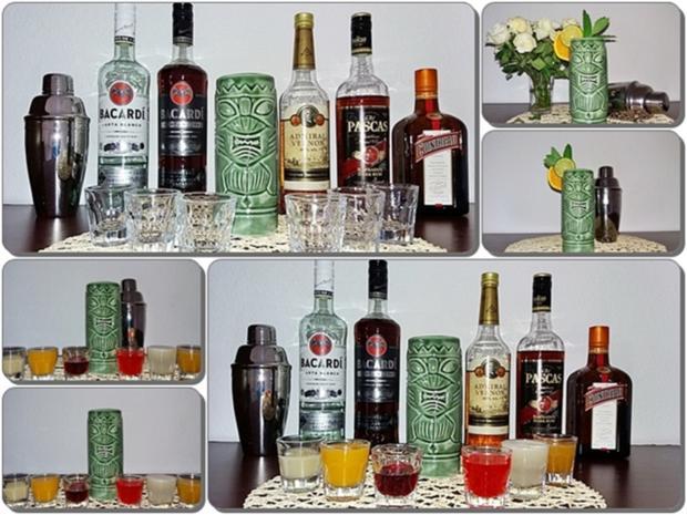 """Zombie Cocktail"" - Rezept - Bild Nr. 3626"