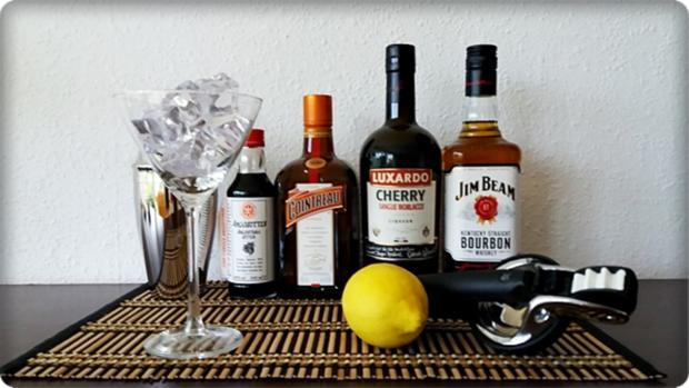 Bourbon Crusta - Rezept - Bild Nr. 3622