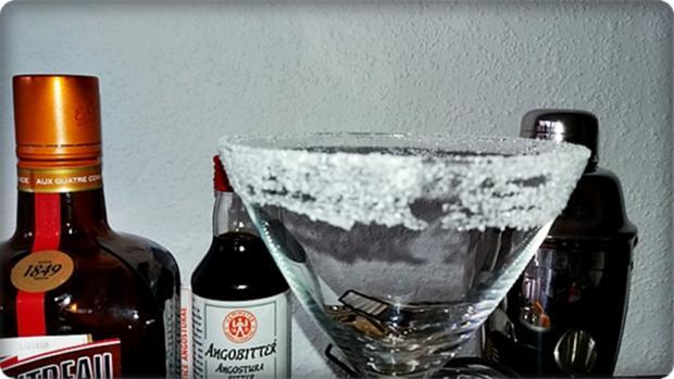Bourbon Crusta - Rezept - Bild Nr. 3623