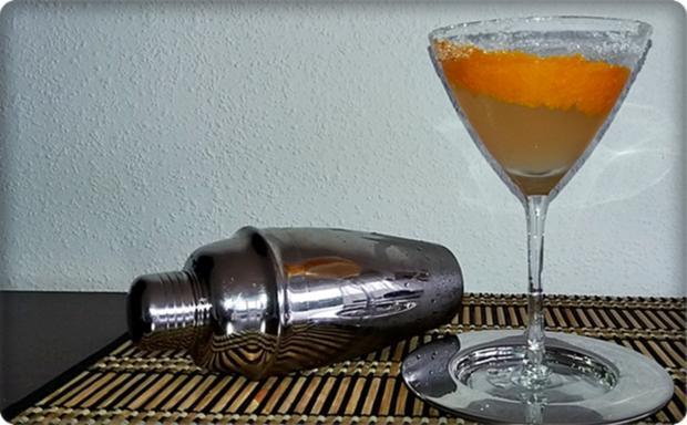 Bourbon Crusta - Rezept - Bild Nr. 3624