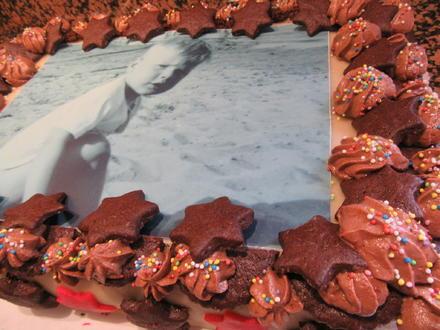 Backen - Geburtstagstorte für einen runden Ehrentag - Rezept - Bild Nr. 3637