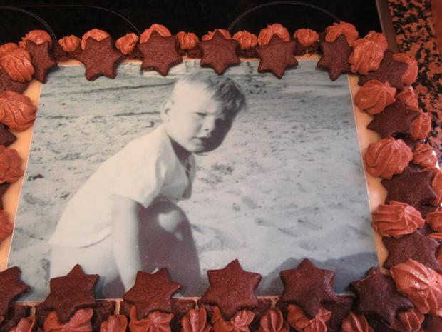 Backen - Geburtstagstorte für einen runden Ehrentag - Rezept - Bild Nr. 3656