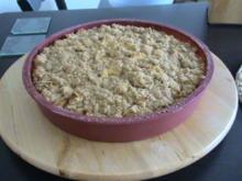 Pfirsich-Streusel-Kuchen - Rezept - Bild Nr. 3638
