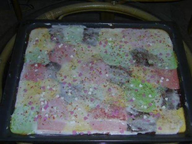 Bunter Kuchen Rezept Mit Bild Kochbar De