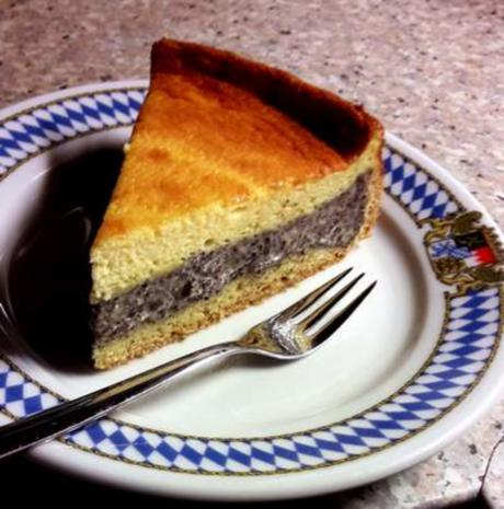 Schmand-Mohn-Kuchen - Rezept - Bild Nr. 3640
