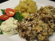 Pilze: Krause Glucke gebacken - Rezept - Bild Nr. 3639