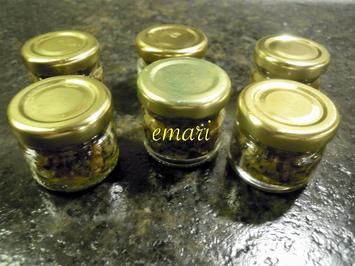 Pesto aus rotem Basilikum - Rezept - Bild Nr. 3670