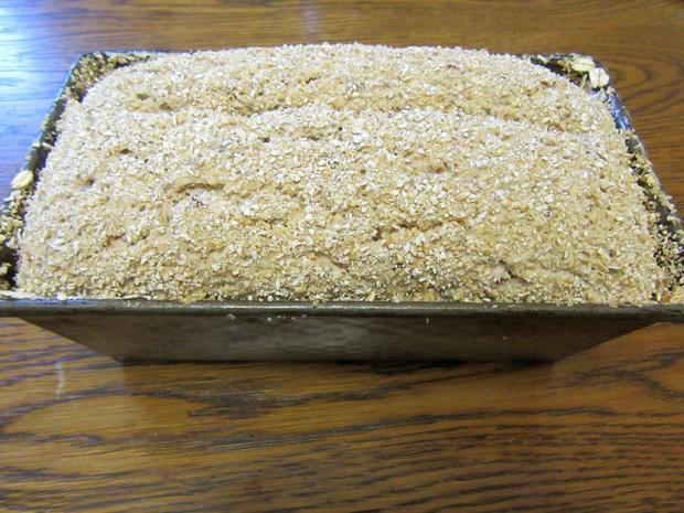 Getreideflocken-Brot - Rezept - Bild Nr. 3677