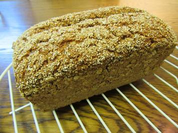 Rezept: Getreideflocken-Brot