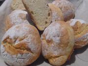 Scottish Baps-Buns - Rezept - Bild Nr. 3674