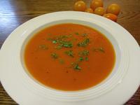 Suppen: Fruchtige Tomatensuppe - Rezept - Bild Nr. 3683