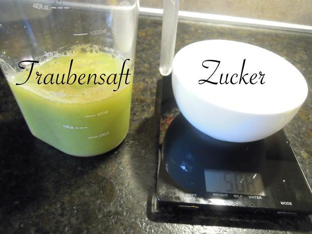Wachauer Trauben Sirup - Rezept - Bild Nr. 3701