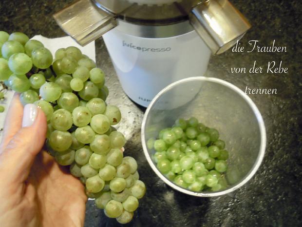 Wachauer Trauben Sirup - Rezept - Bild Nr. 3873