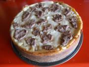 Mascarpone Pfirsich Zupfkuchen - Rezept - Bild Nr. 3698