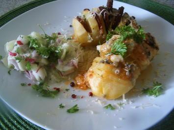 Fächerkartoffeln - Rezept - Bild Nr. 2