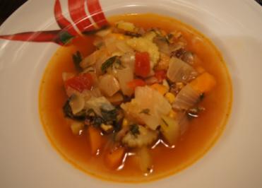 Rindermett-Gemüse-Eintopf asiatisch gewürzt - Rezept - Bild Nr. 3716