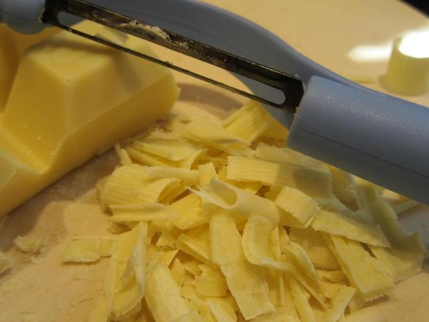 Backen: Apfel-Schoko-Kuchen mit Karamell-Ganache - Rezept - Bild Nr. 3709