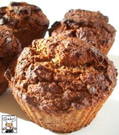 Muffin - Schoko - Banane - Rezept - Bild Nr. 3698
