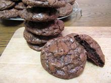 Schokoladenplätzchen - Rezept - Bild Nr. 3698